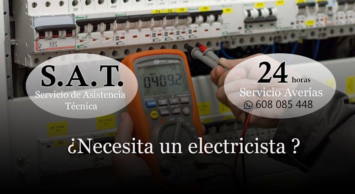 electricistas Murcia 24horas - Tlf: 608 085 448